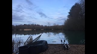 Early Spring Carp Fishing - Quick Session Tactics, Lin Brook Lake