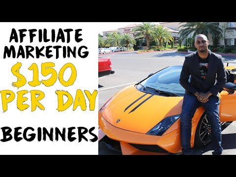 Affiliate Marketing Step By Step | $150 Per Day As A Beginner