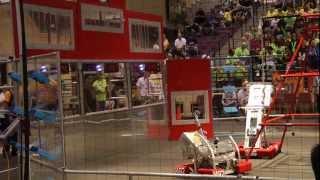 Team CAUTION 1492 - qualifying match 9 - AZ 2013