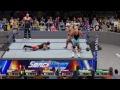 WWE 2K17 Universe Smackdown August Week 3 part2