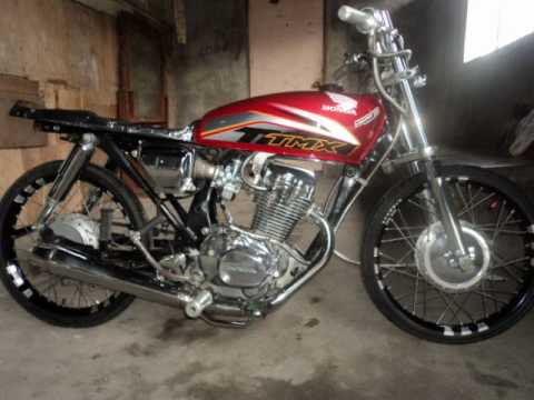 Kawasaki Barako  Vs Honda Supremo