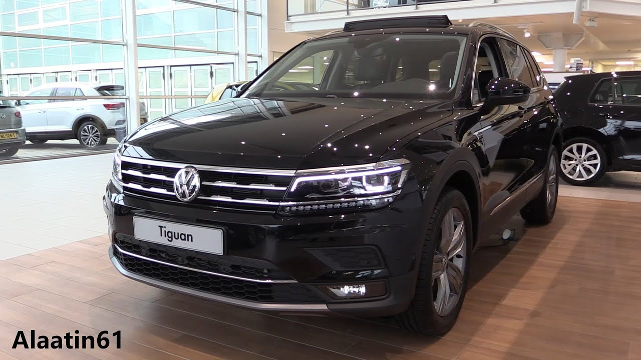 details of the volkswagen tiguan allspace 2018 in depth. Black Bedroom Furniture Sets. Home Design Ideas