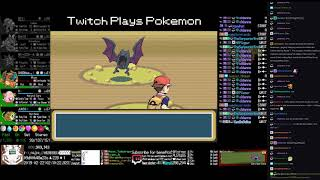 Twitch Plays Pokémon Anniversary Burning Red - Hour 217 to 218