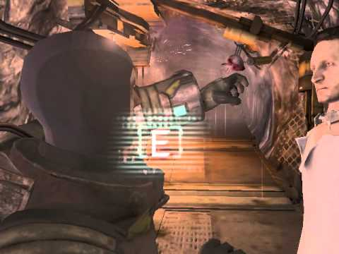 Dead Space 2 - Chapter 11 Stross bug solution - YouTube