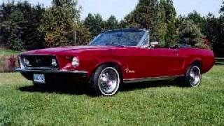 1968 Ford Mustang commercial.wmv