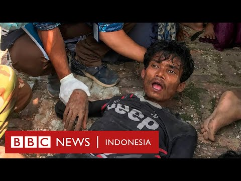 Pengungsi Rohingya: 'Kami Bertahan Hidup Dengan Minum Air Laut'