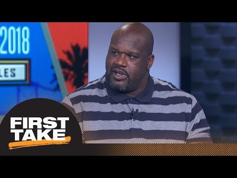 Shaq on Isaiah Thomas-Rajon Rondo beef: It reminds me of the old school NBA | First Take | ESPN