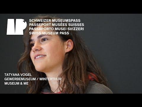TATYANA VOGEL - GEWERBEMUSEUM   WINTERTHUR - MUSEUM & ME