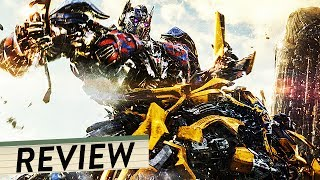 TRANSFORMERS 5 - THE LAST KNIGHT Trailer Deutsch German & Review, Kritik (HD) | Action USA 2017