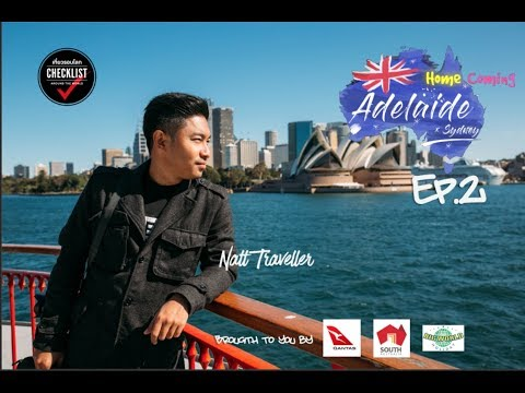 เที่ยวรอบโลก CHECKLIST 119 : Adelaide & Sydney Home Coming EP.2