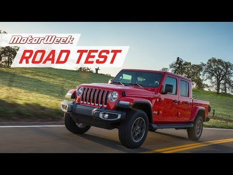 The Jeep Gladiator is The Most Capable Midsize Truck Ever | MotorWeek Road Test