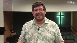 Diário de um Pastor com o Reverendo Davi Nogueira Guedes  - Tiago 4:8-10 - 31/03/2021
