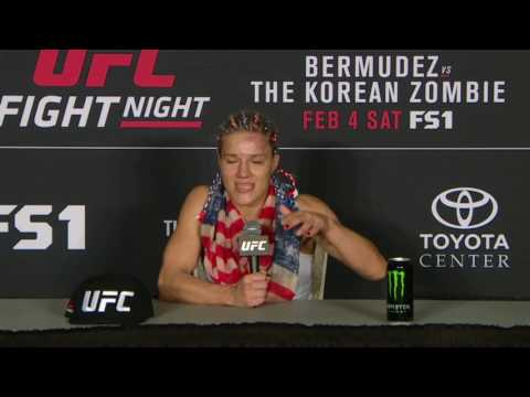 Fight Night Houston: Post-fight Press Conference
