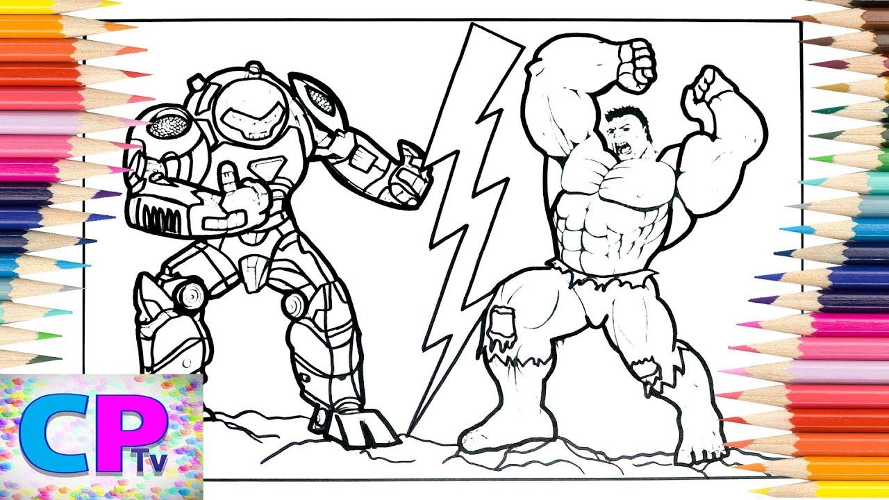 Iron Man Hulkbuster vs Hulk Coloring Pages/Elektronomia   Sky High pt. II  [NCS Release]Elektronomia