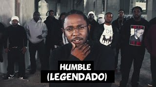 Kendrick Lamar - Humble [Legendado] MP3