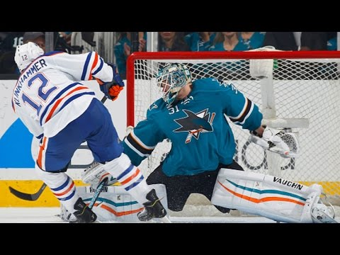 Shootout: Oilers Vs Sharks