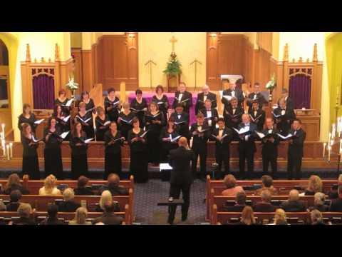 Spiritus Chamber Choir - The Huron Carol (arr. Bevan)