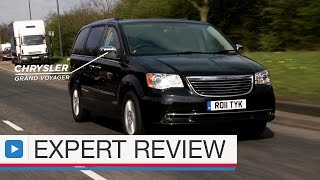 chrysler Grand Voyager car review