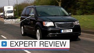 Chrysler Grand Voyager car review