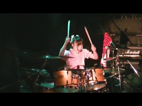 Drummer's event.First peformance - Junna