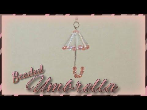 beaded-umbrella