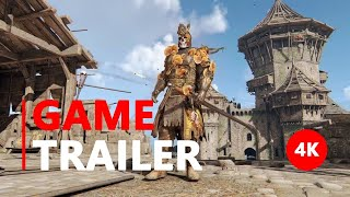 For Honor - Weekly Content Update for Week of November 8, 2018 Trailer | 4K