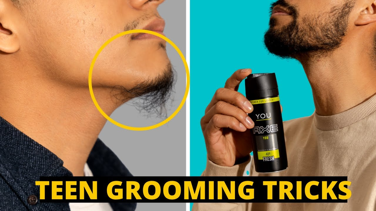 Download 7 Grooming Tricks EVERY Young Guy Needs TO Learn