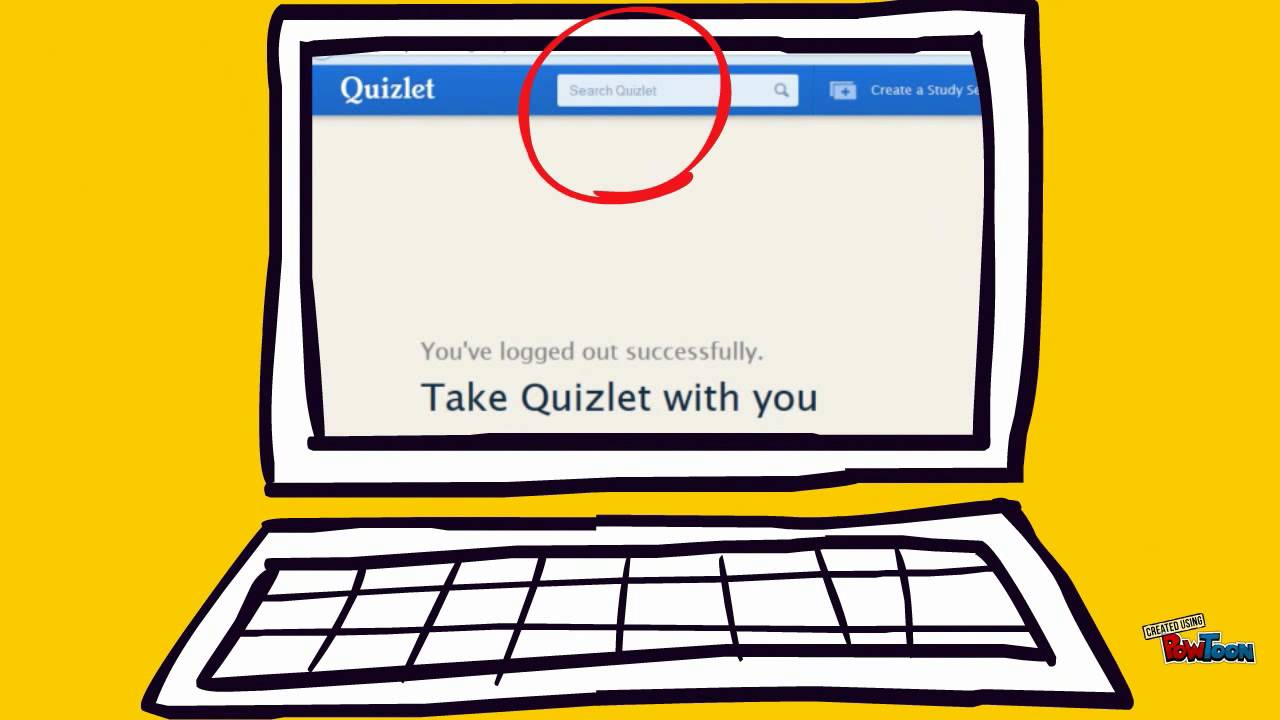 Quizlet Introduction And Sign Up Information Youtube