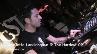 NICO E TETTA VS LANCINHOUSE @ THE HARDEST 2009 FLORIDA