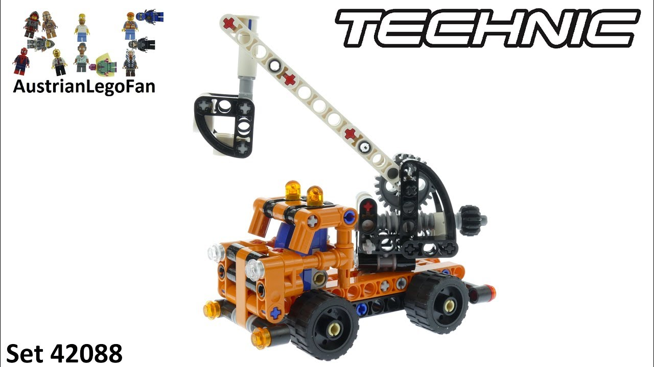 Cherry Picker 42088 LEGO Technic
