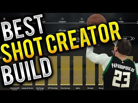 K Best Shot Creator Build