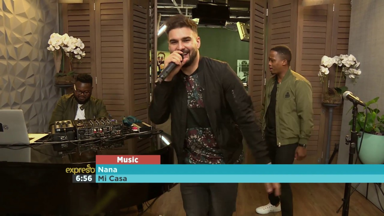 Download Mi Casa performs 'Nana'
