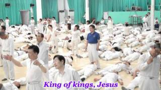 King of kings, The Lord of lords Jesus