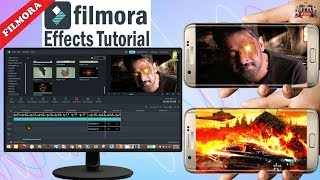 Special Effects tutorial Filmora | Create amazing videos with tons of effects pack | Hindi