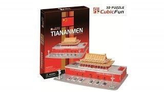 """""""Tiananmen"""" - Puzzle 3D"""
