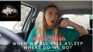 Baixar Billie Eilish - WHEN WE ALL FALL ASLEEP, WHERE DO WE GO? Album Reaction