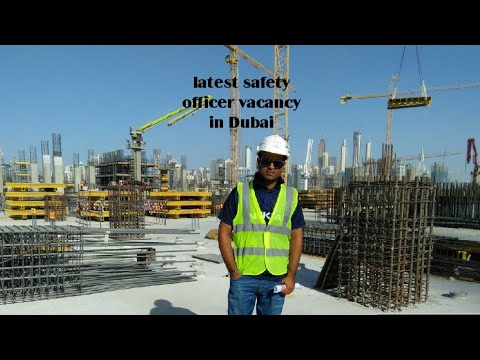 Safety Officer Vacancies In Dubai