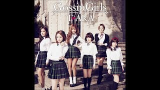 [JPN] T-ara (티아라) - MUSICA MUSICA
