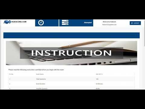 Scholarsmerit Corporate | Create your own Online Test
