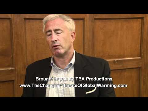 Chris Horner debunks Global Warming in 3min or less