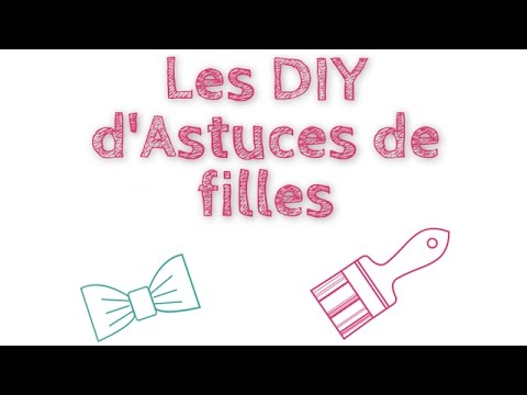 diy 2 cadeaux faire soi m me pour m me pas 10 youtube. Black Bedroom Furniture Sets. Home Design Ideas