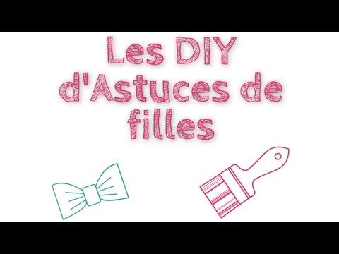 DIY #2 - Cadeaux à faire soi-même pour même pas 10€ - YouTube