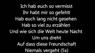Watch Glasperlenspiel Freundschaft video