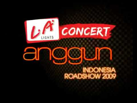 anggun roadshow