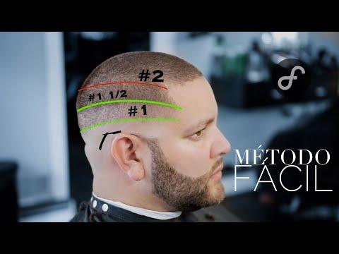 Barbería Cómo Hacer Un Desvanecido Básico Descubrebewe
