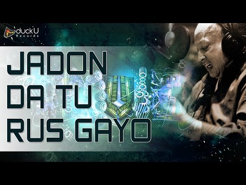 Jadon Da Tu Rus Gayo by Nusrat Fateh Ali Khan | Mid Night Songs