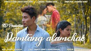 Damtang Alamchak    Arijit Tungjang    New Karbi Song    [Official Music Video 2018]