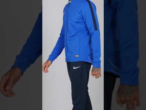 6eaff81c00dc3e Studio - Nike Academy 16 Knit Tracksuit - YouTube