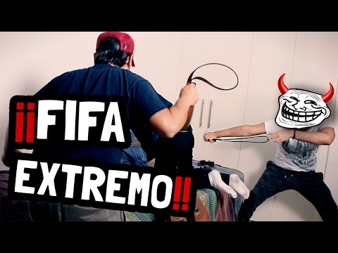 FIFA EXTREMO CON AZOTES   ANDYNSANE ft. DEBARRIO ft. GUILLE