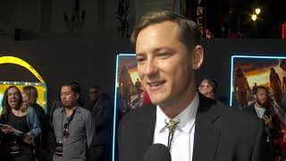 Bad Times at the El Royale: Lewis Pullman Red Carpet Premiere Interview